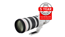 Canon EF 200-400mm f/4L IS USM Telephoto Lens with EXT 1.4x