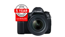 Canon EOS 5D Mark IV with 24-70mm f/2.8L II USM Digital SLR Camera