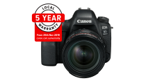 Canon EOS 6D Mark II w/EF 24- 70mm f/4L IS Lens Digital SLR Camera