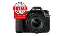 Canon EOS 80D w/ EF-S 18-135mm IS USM Lens Digital SLR Camera