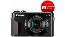 Canon PowerShot G7X Mark II Digital Compact Camera