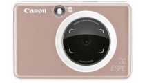 Canon Inspic S Instant Camera - Rose Gold Bonus 50 Pack