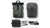 Wandrd PRVKE 31 Backpack Photo Bundle - Green