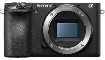 Sony Alpha A6500 Black Body Compact System Camera