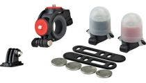 Joby Action Bike Mount & Light Pack for GoPro & Action Cameras