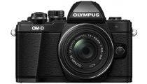Olympus OM-D E-M10 Mark II w/14-42mm EZLens Black Compact System Camera