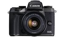 Canon EOS M5 w/EFM15-45mm f3.5-6.3 IS STM Lens Compact System Camera