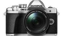 Olympus OM-D E-M10 Mark III Silver w/14-150mm Lens Compact System Camera