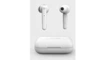 Urbanista - Paris Wireless In-Ear Headphones Fluffy Cloud - White