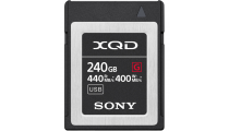 Sony XQD G Series 240GB F Memory Card