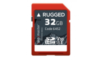 ProMaster SDHC Rugged 32GB TWIN PACK - (TOTAL 64GB) Professional Memory Card