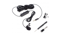 Saramonic LavMicro Broadcast Quality Lavalier Omnidirection al Microphone