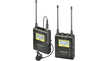 Saramonic UwMic9 RX9+TX9 Digital UHF Wireless Lavalier Mic System 514-596MHz