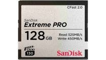 SanDisk Extreme PRO CFast 2.0 525MB/s - 128GB Memory Card