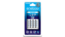 Panasonic Eneloop Standard Battery Charger includes 4 x AA Batteries