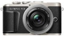 Olympus PEN E-PL9 Black w/ 14-42mm EZ Lens Compact System Camera w/Bonus Accessory Pack