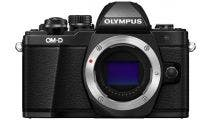 Olympus OM-D E-M10 Mark II Body Only Black Compact System Camera
