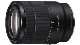 Sony E 18-135mm f/3.5-5.6 Telephoto Lens