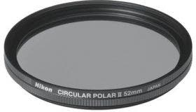 Nikon 52mm Series II Circular Polariser Filter