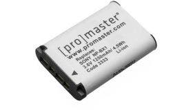 ProMaster Sony NP-BX1 Battery