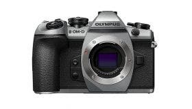 Olympus OM-D E-M1 Mark II Silver Body Only Compact System Camera