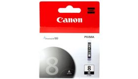 Canon CLI8BK Black Ink Tank