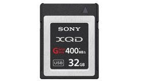 Sony XQD G Series 32GB E Memory Card