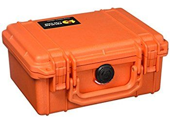 Pelican 1150 Orange Case