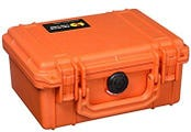 Pelican 1150 Orange Case with Foam