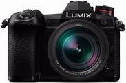 Panasonic G9 w/Leica 12-60mm f2.8-4.0 Lens Compact System Camera