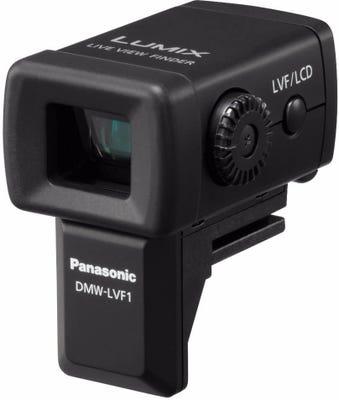 Panasonic Live View Finder