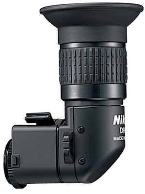 Nikon DR-5 Right Angle Viewing Attachment