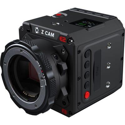 Z CAM E2-F8 Full-Frame 8K Cinematic Camera (EF Mount)