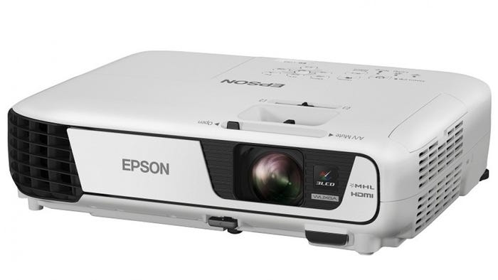 Epson EB-U32 Split Screen Portable Projector