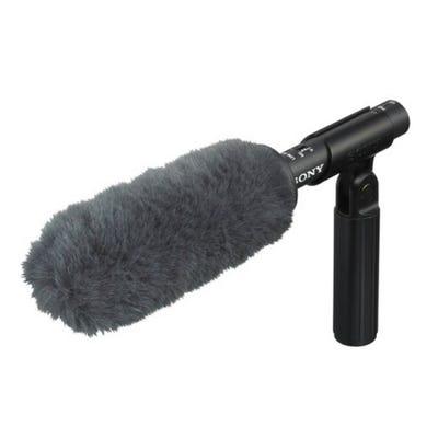 Sony ECMVG1 Lightweight Shotgun Microphone