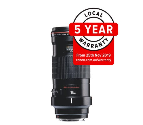 Canon EF 180mm f/3.5L USM Macro Lens