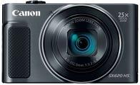 Canon Powershot SX620HS Black Digital Compact Camera