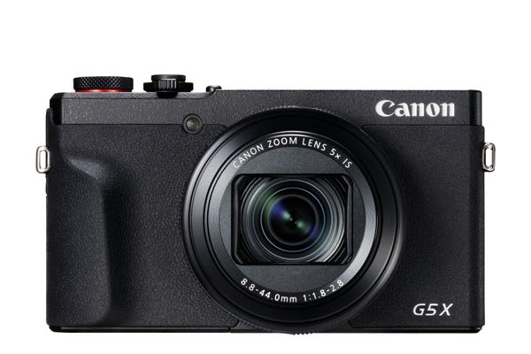 Canon Powershot G5X Mark II Digital Compact Camera