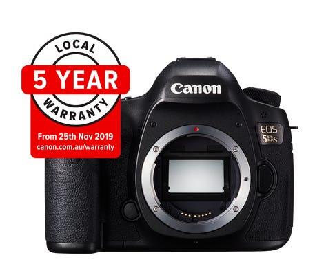 Canon EOS 5DS Body Digital SLR Camera