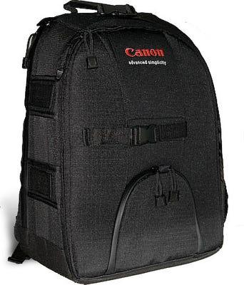 Canon EOSBAGL DSLR Black Backpack