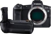 Canon EOS R Full Frame Mirrorless Camera w/BG-E22 Battery Grip