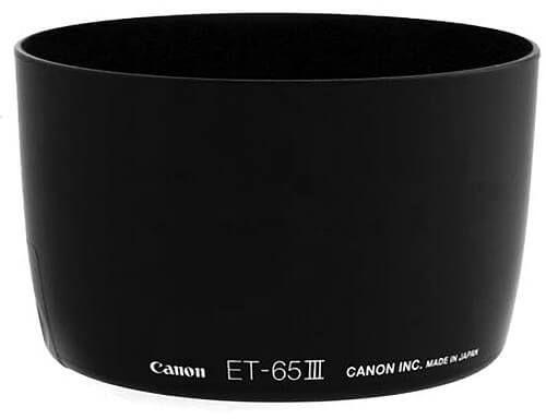 Canon ET65III Lens Hood