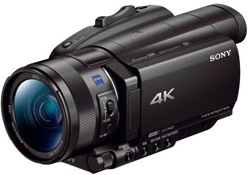 Sony FDR-AX700 4K HDR Digital Video Camera