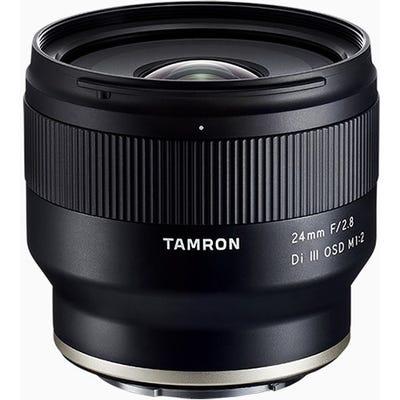 Tamron 24mm f/2.8 Di III OSD M1:2 Lens - Sony E-Mount