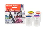 Lomography Analogue Quartet 35mm Mixed Film Pack - 36 Exposures (4 Pack)