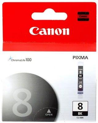 Canon CLI8BK Black Ink Tank