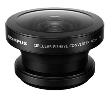 Olympus FCON-T02 Fisheye Converter for TG-6 Tough Camera