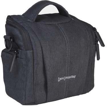 ProMaster Cityscape 10 Charcoal Grey Shoulder Bag
