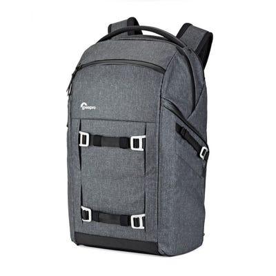 Lowepro FreeLine 350 AW Backpack - Heather Grey Feat QuickShelf Divider System