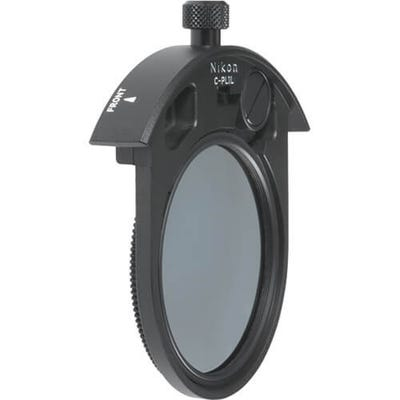 Nikon 52mm C-PL1L Drop-In Circular Polariser Filter